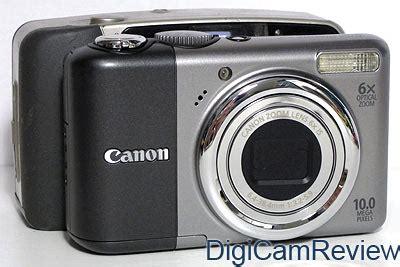 Digicamreview Com Canon Powershot A2000 Is Digital