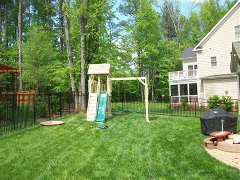 swing sets richmond va backyard playground custom wooden swing sets playsets