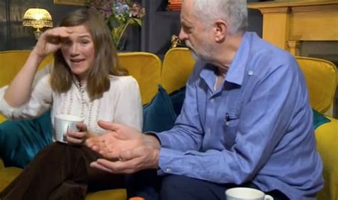 what is celebrity gogglebox jeremy corbyn makes epic gaffe on celebrity gogglebox