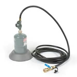 "camco 57628 hose kit with 6"" regulator"