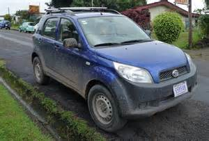 Daihatsu Be Go The Best Car 2013 Costa Rica 2011 Daihatsu Bego Terios