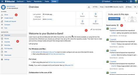 tutorial git bitbucket bitbucket download repository git