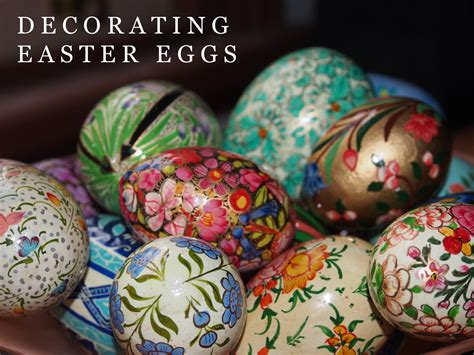 Decorate Easter Eggs | decorating easter eggs inspiration rose