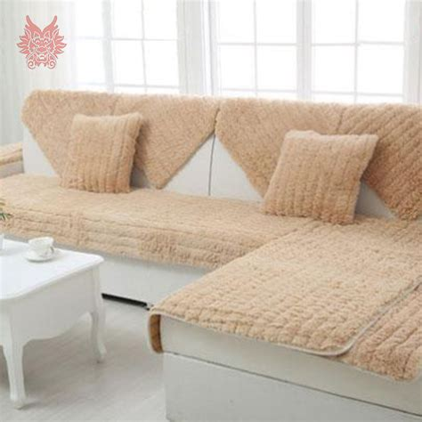 modern couch covers aliexpress com buy modern style pink camel white grey
