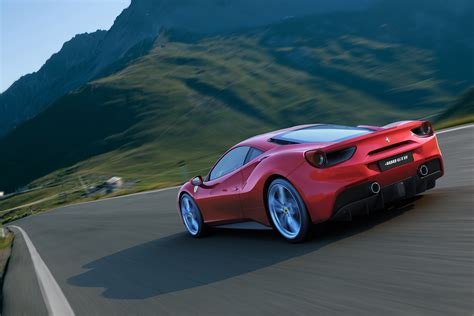 Ferrari 488 Gtb Hd Wallpapers Free Download