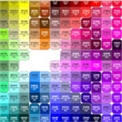 7 deadly sins colors 7 deadly sins represented with web design colors