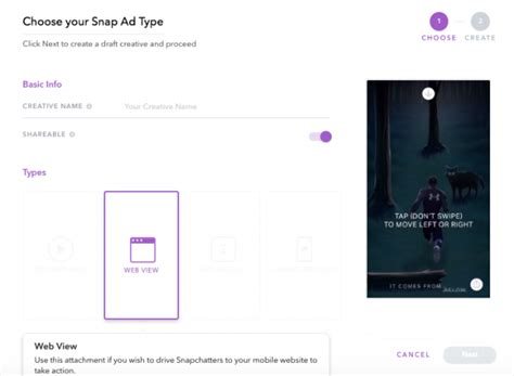 Snapchat Ads The Complete Guide For Business Snapchat Ad Template