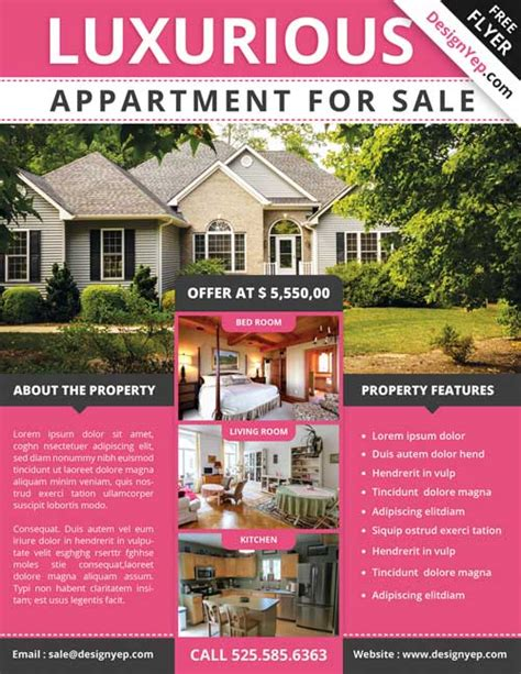 for sale by owner template yard sign templ on realtor flyer
