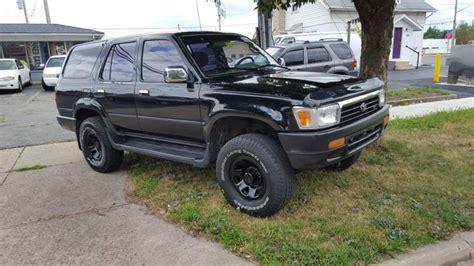 1995 Toyota 4runner Sr5 V6 1995 Toyota 4runner Sr5 V6 4dr Suv In West Carrollton Oh