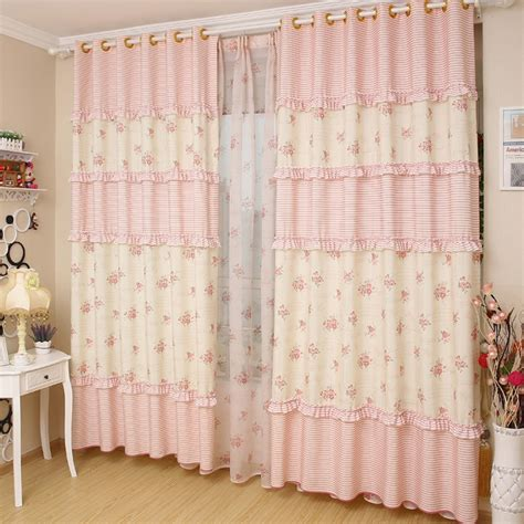 floral country curtains country floral patterns hot pink curtains for girl