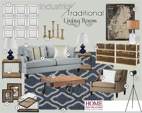 the home decorators collection mood board for all two living rooms