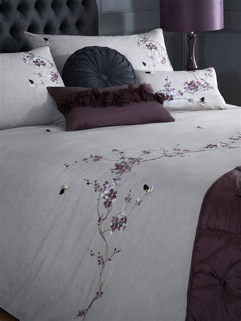 Duvet Store Review Pied A Terre Chinoiserie Grey King Duvet Cover Review