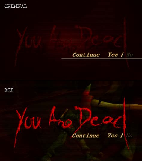 Youre Was Dead you are dead background image distant memories mod for