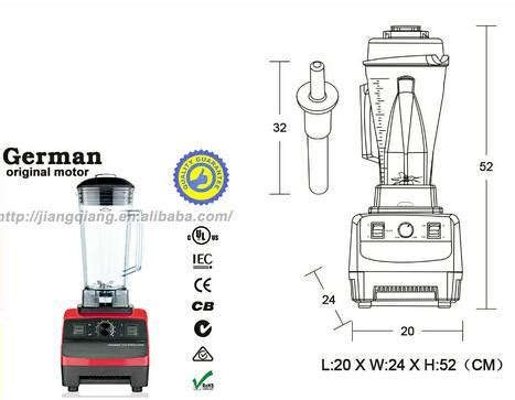 Multifunction Juicer German Technology best german motor technology 2l 2200w multi function