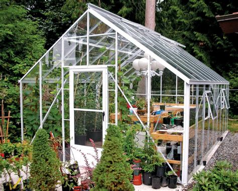 Greenhouse Shed Designs by Choosing A Greenhouse Hgtv