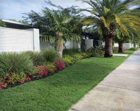 tropical front yard garden home decor pinterest