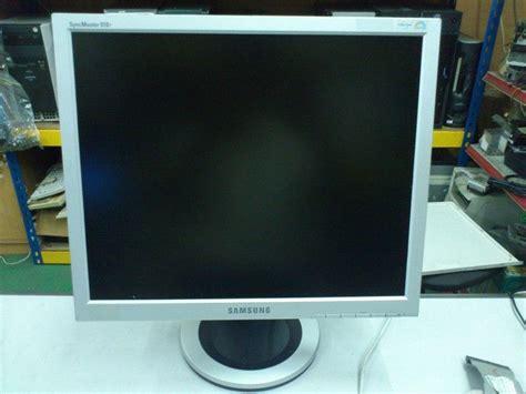 Lcd Monitor Samsung 19 Inch samsung syncmaster 910t 19 inch lcd monitor 130212 johor