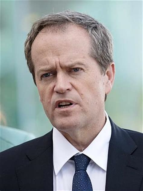 federal labor leader bill shorten raises pensioners