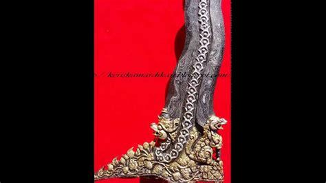 Sepasang Keris Kuno Sepuh keris singo barong asli kuno sepuh dijual