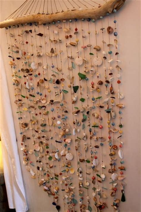seashell door curtain 94 best images about sea glass shell beach crafts on