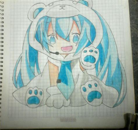 imagenes de miku kawaii mis kawaiis dibujos xd hatsune miku kawaii wattpad