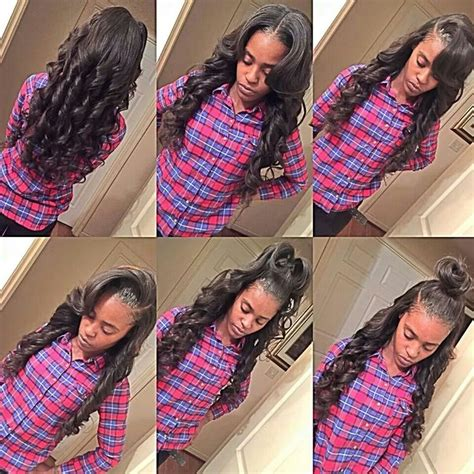 12years old hairstyels with weave sew in for 12 year old short perfect pony sew in hair