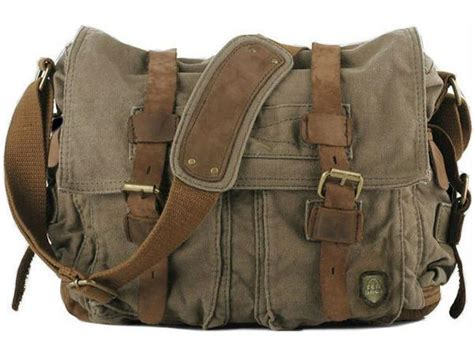 Army Canvas canvas messenger bag for only 89 99 serbags