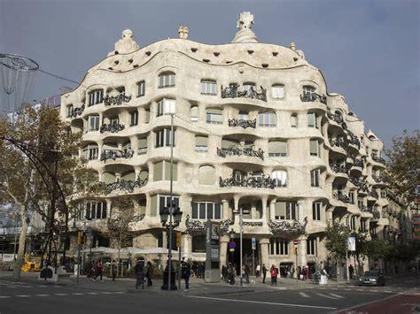 casa de la pedrera la pedrera attractions in dreta de l eixle barcelona