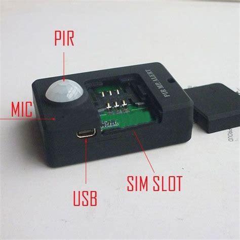 Perlengkapan Tambahan Gsm Alarm jual mini sensor gerak alarm via gsm pantau jarak jauh anti maling aleng88
