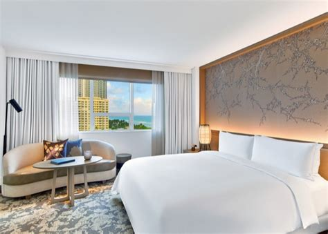 Nobu Hotel Deluxe King Room by Nobu Hotel Miami Save Up To 70 On Luxury Travel Conde Nast Traveller Secret Deals
