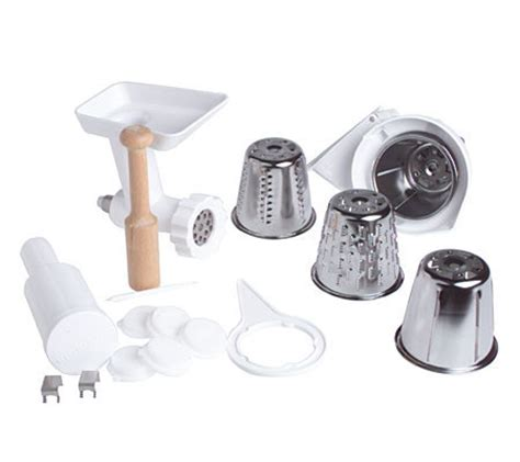 Kitchenaid Gourmet Attachment Pack Kitchenaid Gourmet Specialty Attachment Pack Page 1