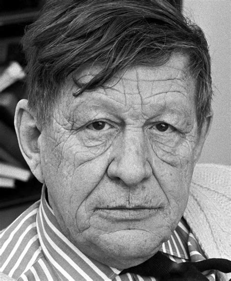 W. H. Auden?s, ?We must love one another or die.?   Reason