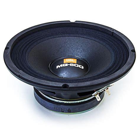 Speaker Jbl 8 woofer 8 polegadas jbl selenium 8mg600 300 watts rms