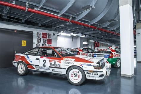 toyota rally car awesome 1980s 90s toyota rally car collection