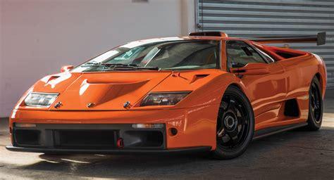 Lamborghini Diablo Gtr by This Lamborghini Diablo Gtr Is Just Begging For A Day At