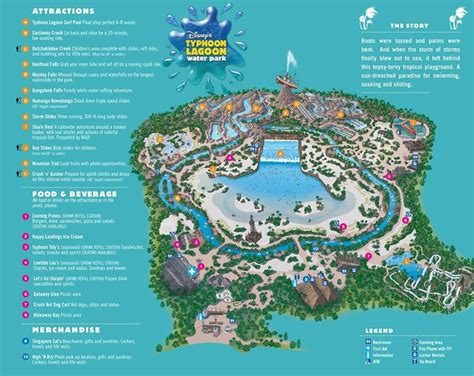 typhoon lagoon map 17 best images about disney s water parks on disney disney blizzard and a project