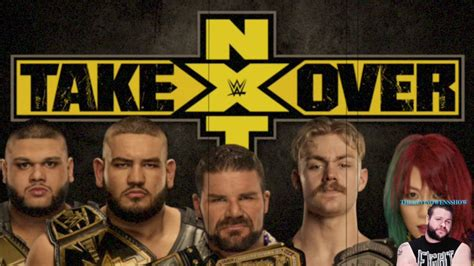 Wwe Nxt Take Orlando 2017 Film Wwe Nxt Takeover Orlando 2017 Custom Theme Song Quot Let Me In Quot By Make Them Suffer Youtube