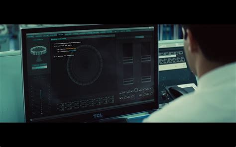 Monitor Tcl tcl monitor mission impossible rogue nation 2015