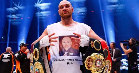 siaran tv tinju wladimir vs tyson andy lee tyson fury cannot mouth off on every subject as
