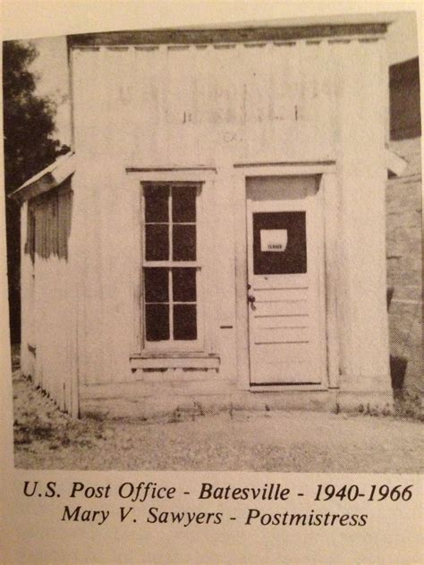 Batesville Post Office by Batesville Tx Post Office Batesville