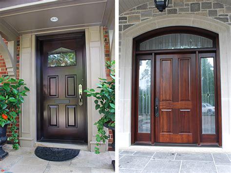 Exterior Door Styles Three Most Popular Entry Door Styles Amberwood Doors Inc
