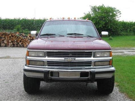 auto air conditioning repair 1994 chevrolet 2500 spare parts catalogs buy used 1994 chevy 2500 4x4 6 5 turbo diesel in columbia city indiana united states for us