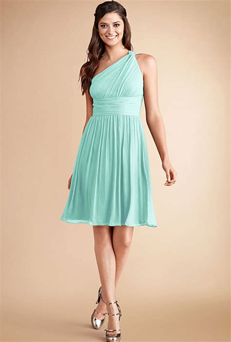 one dresses for one shoulder dresses style
