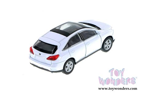 Diecast Lexus Rx 450 H lexus rx 450h suv w sunroof by welly 4 5 quot diecast model