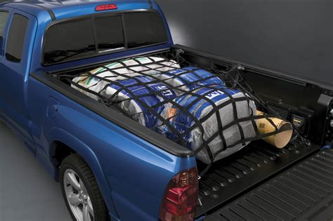 toyota tacoma bed accessories 2015 toyota tacoma 4x4 access cab bed net long bed from