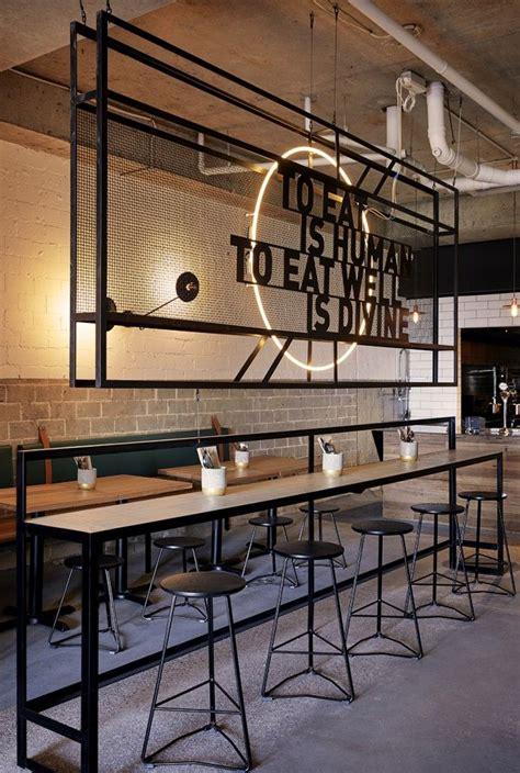 design cafe industrial best 25 industrial restaurant design ideas on pinterest