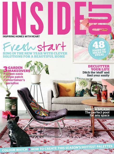 house design magazines australia inside out jan feb 2013