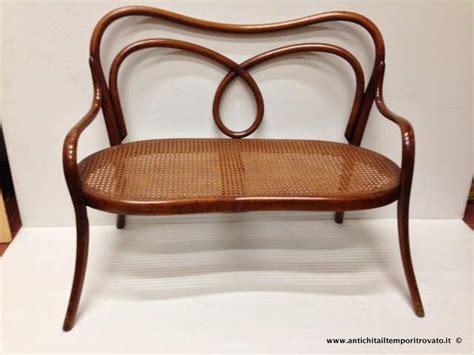divanetto thonet mobili antichi divani antico divanetto da bambino thonet