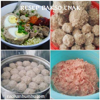 membuat bakso telur resep dan cara membuat bakso daging sapi isi telur ala