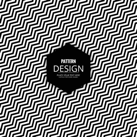 black and white pattern zig zag black and white pattern with zig zag stripes vector free